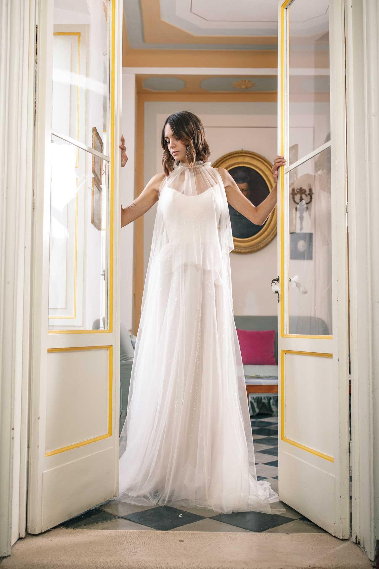 Vestiti Da Sposa Fano.Collezione Eterea Mattioli Sposi
