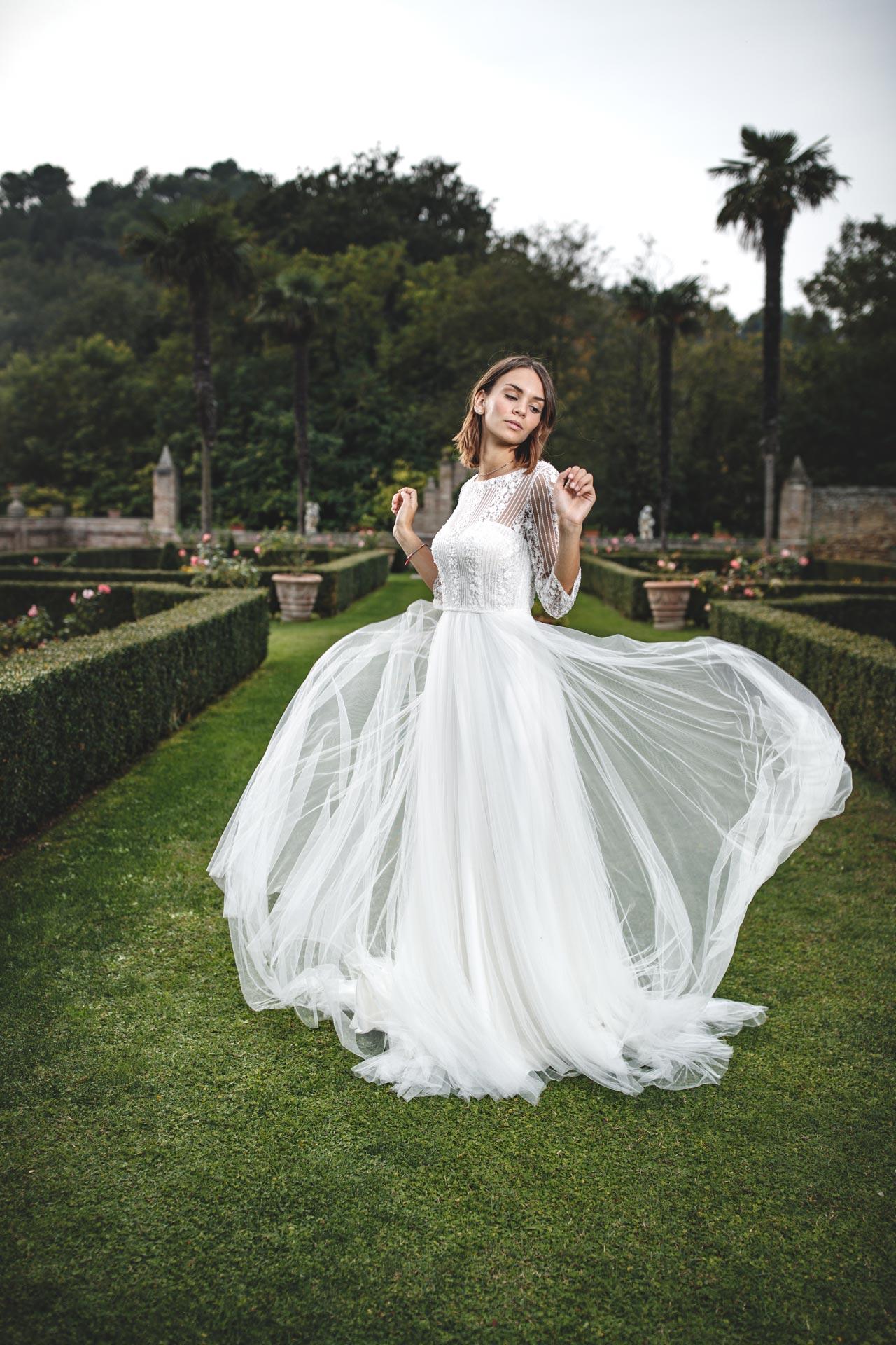 Leggera, Collezione Sposa 2020
