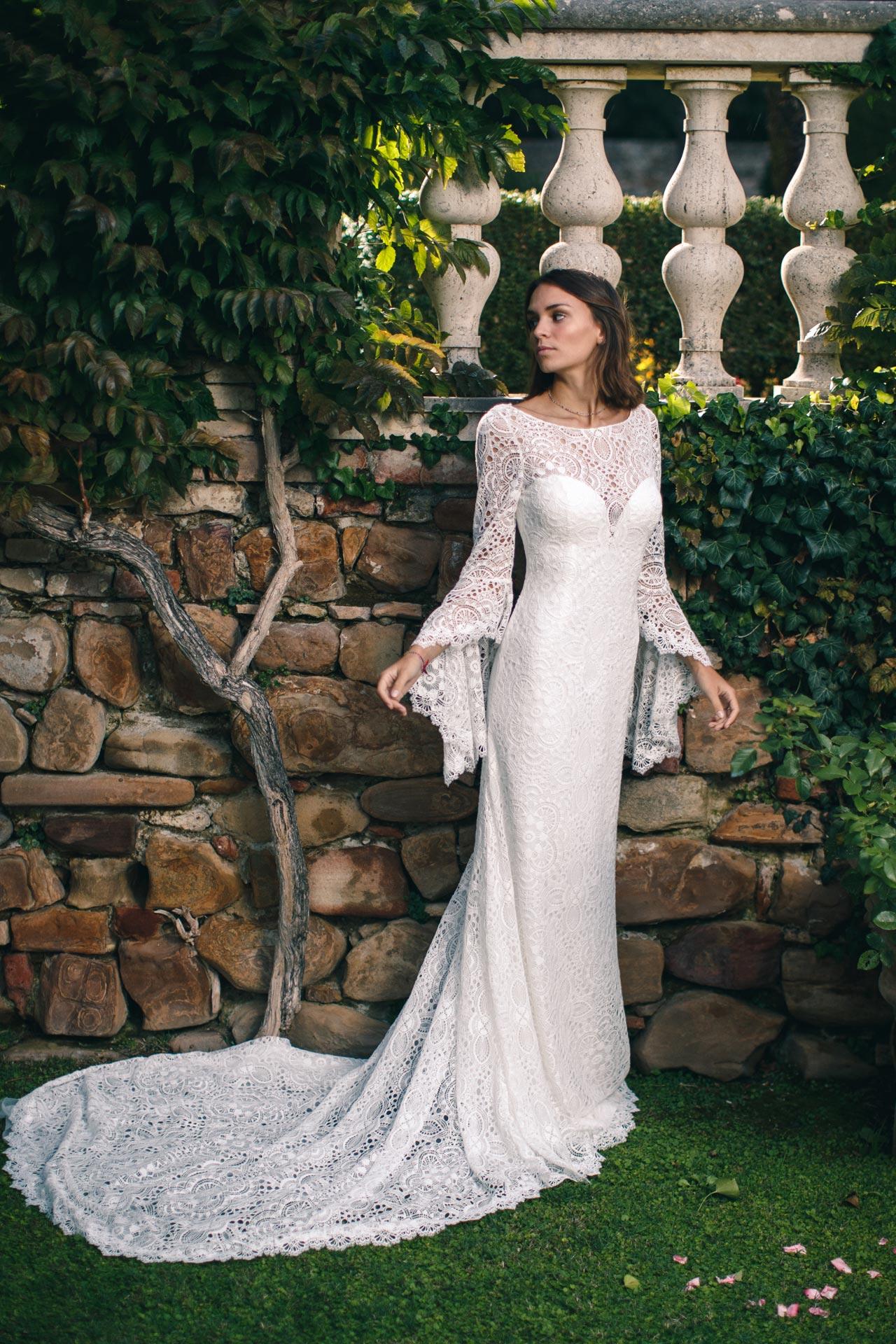 Vestiti Da Sposa Fano.Collezione Abito Sposa 2020 Diamante Mattioli Sposi